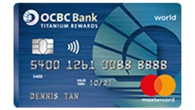 OCBC Titanium Rewards Credit Card