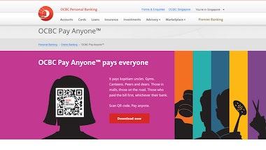 OCBC Pay Anyone