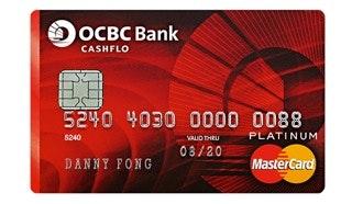 OCBC Cashflo Credit Card