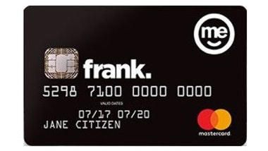 FRANK Credit Card