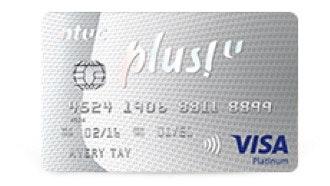 OCBC Plus! VISA Credit Card