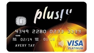 NTUC Plus! Visa Credit Card