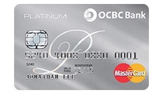 OCBC Platinum Credit Card