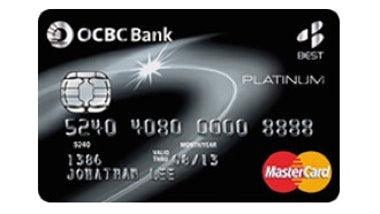 OCBC BEST Denki Credit Card