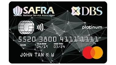 SAFRA DBS Card