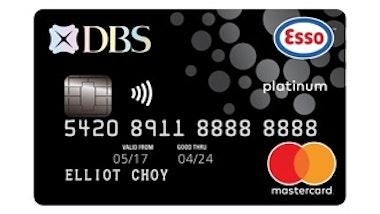 DBS Esso Card