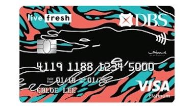 DBS Live Fresh Student Card