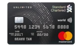 Standard Chartered Rewards+ Credit Card