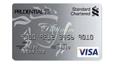 Standard Chartered Prudential Platinum Card