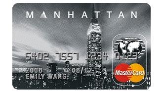 Standard Chartered MANHATTAN $500 Card