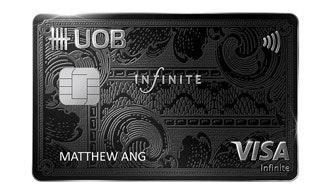 UOB VISA Signature Card