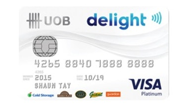 UOB Delight Credit Card