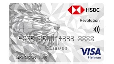 HSBC Revolution Credit Card