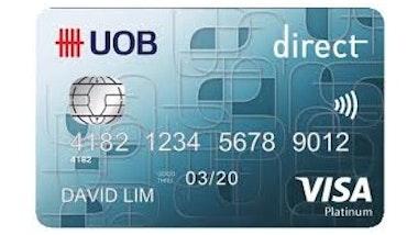 UOB Direct VISA Debit Card