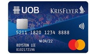 KrisFlyer UOB Account