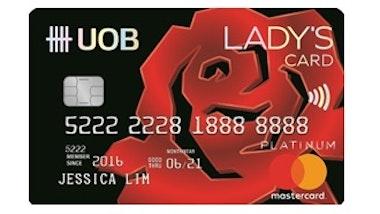 UOB Lady's Debit Card