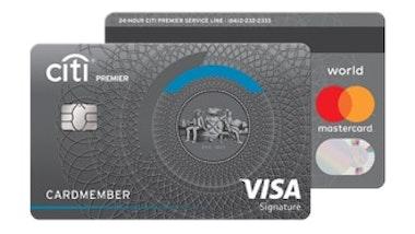บัตรเครดิตซิตี้ พรีเมียร์