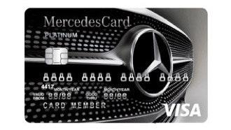 บัตรเครดิตร่วมเมอร์เซเดส-กสิกรไทย