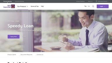 สินเชื่อส่วนบุคคล SPEEDY LOAN By ธนาคารไทยพาณิชย์
