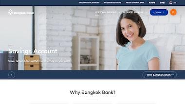 บัญชีเงินฝากสะสมทรัพย์  Bangkokbank