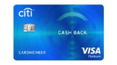 บัตรเครดิตซิตี้ แคชแบ็ก แพลทินั่ม